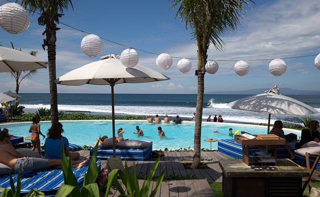 Bali Res Centre A Beachside Escape To Komune Resort And Beach Club
